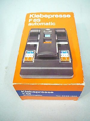 Klebepresse F 8S Agfa Automatic Splicer, Excellent Condition