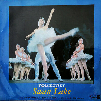 Tchaikovsky,  The State Symphony Orchestra  – Swan Lake (Excerpts)