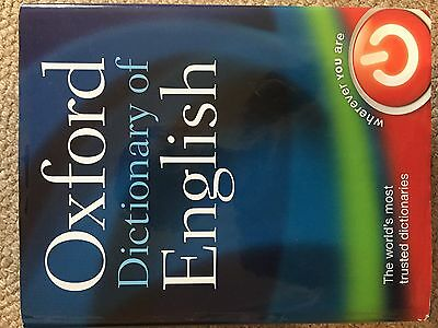 Oxford Dictionary of English by Oxford Dictionaries (Hardcover, 2010)