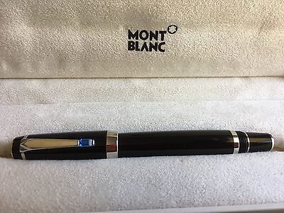 Mont Blanc Boheme Bleu Pen - New, Never Used In Perfect Condition