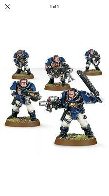 Games Workshop SPACE MARINE SCOUTS Warhammer 40,000 40k