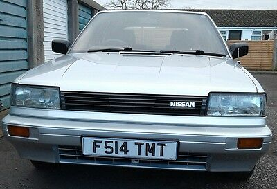 Nissan Bluebird 2 litre auto...ONLY 45,000 miles.