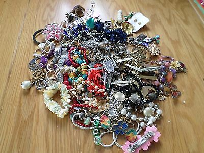 Job Lot Collection Quantity Costume Jewellery  (357)