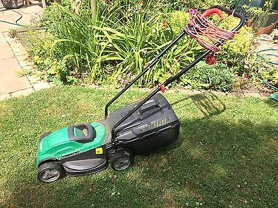 Qualcast Electric Rotary Home Lawnmower Lawn Mower Garden Tool