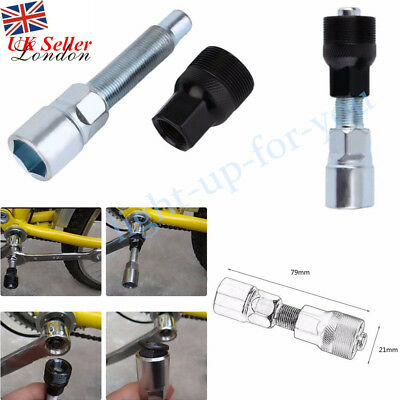 Bicycle Bike Crank Extractor Remover Puller Pedal Tool Road Mountain Bike MTB UK