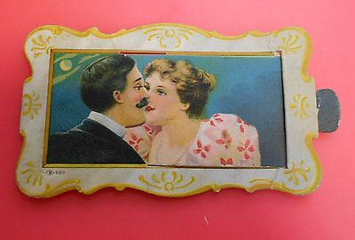 Vintage Rare Chew My Zeno Chewing Gum Mechanical Trade Card