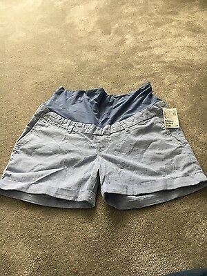 H & M Maternity Shorts BNWT, Size 16