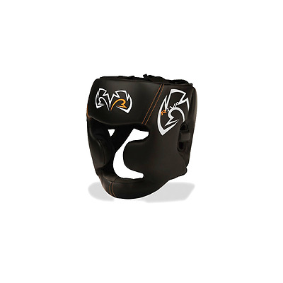 Rival RHG60F Workout Fullface Boxing Headguard - Black