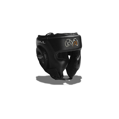 Rival RHG2 Traditional Boxing Headguard - Black