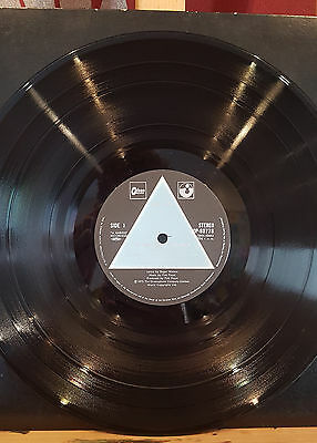 PINK FLOYD - DARK SIDE OF THE MOON - SOLID PRISM! Rare 1st press