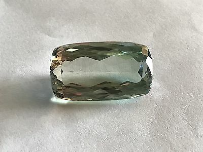 Hiddenite Unbelievable 131ct! Exceptional Cut And Clarity US Seller