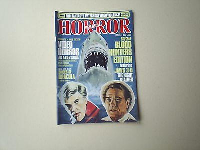 Halls of HORROR issue 27 [vol.3 #3]
