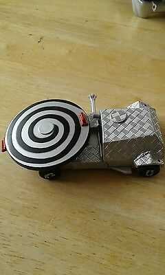 Robot wars hypno disc pull back toy