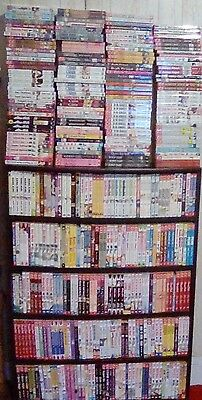 Pick 10 Lot of Shojo Manga, English, DNAngel, Fushigi Yugi, Peach Girl