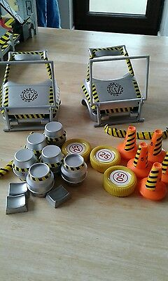 Robot wars play parts for pull back robots