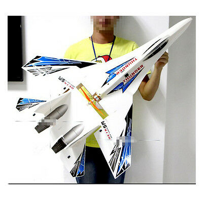 New Length 90CM Remote Control Plane Fixed Wing Glider Model Children's Toys  #