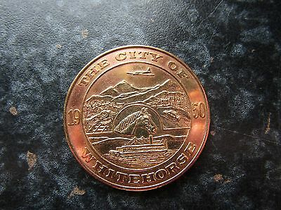 Yukon Canada Rare 1969 Collectable Klondike Dollar/coin/Token