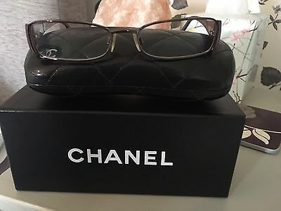 Chanel Designer Glasses With Box
