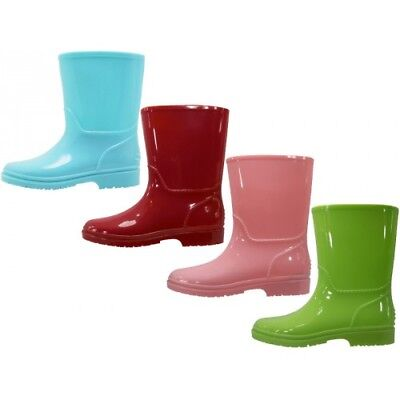 Children's Rain Boots Fun & Cute Patterns, Bright & Colorful!!