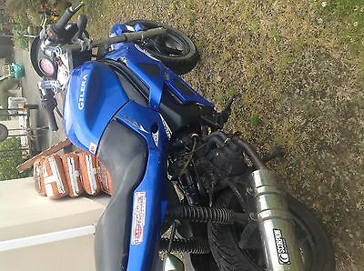 Gilera DNA spares and repairs barn find