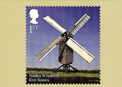 2017 WINDMILLS AND WATERMILLS NEW SEALED PHQ CARDS SET OF 6. No 430. 20/06/17