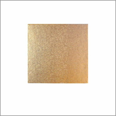 Rose Gold 12mm Cake Drum / Board Square or Round