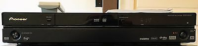 Pioneer DVR-550H-K DVD Recorder with 160GB Hard Drive