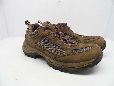 ca17a861134 VASQUE WOMEN'S BREEZE 2.0 Low Gore-Tex Hiking Shoe Slate Brown/Red Mahogany  10.5