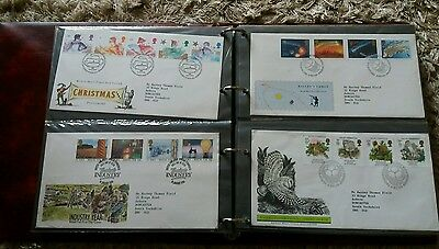 first day covers collection