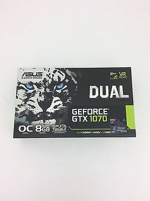 GeForce GTX 1070 Dual Graphics Card by ASUS