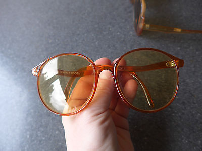Vintage Sunglasses Made In Italy Boots Oversized Geek