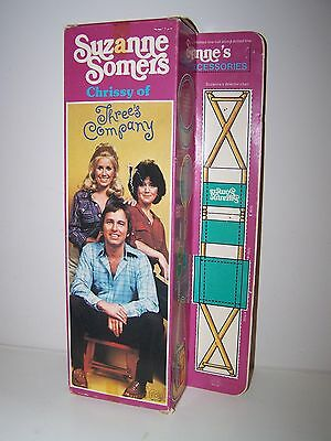1978 Vintage Three's Company CHRISSY Suzanne Somers Doll Figure in Original Box