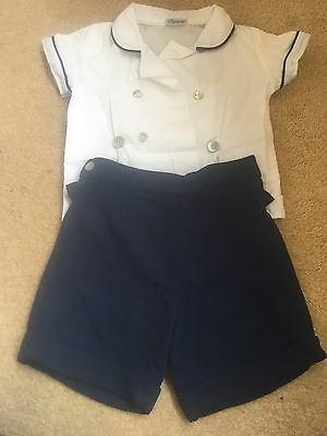 Baby Boys Ancar Occasion Wear Aged 2 Years
