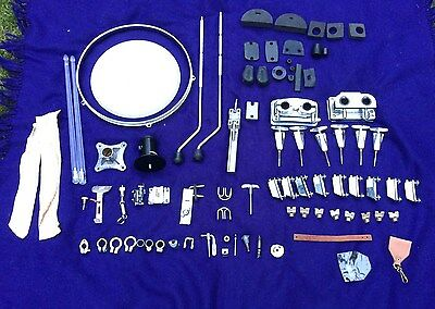 Loads Of Drums Parts - Bass Claws, Legs, Accessories, All Sorts etc BARGAIN !!!