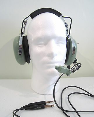 David Clark H10-40 Headset for fixed wing aircraft