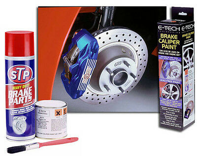 Mercedes Brake Caliper Paint Rotors Drums Pads Shoes SILVER