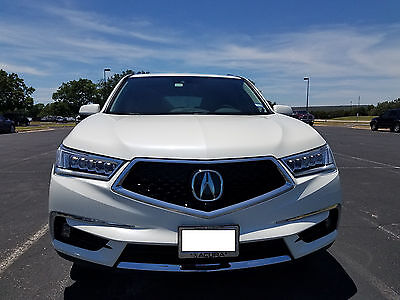2017 Acura MDX SH-AWD with Advance Package 2017 Acura MDX SH-AWD with Advance Package