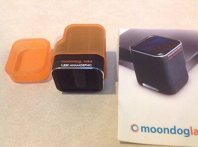 Moondog Labs 1.33X Anamorphic Adapter Lens -for iPhone 5 5s SE