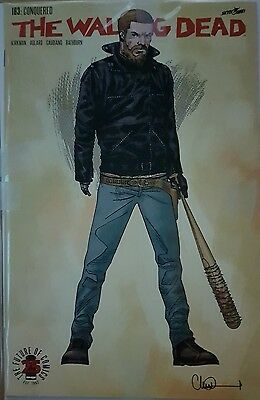 IMAGE COMICS THE WALKING DEAD #163 1:200 VARIANT In NM