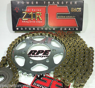 2012-2018 BMW S1000RR  JT Z1R 520 OEM chain and Driven rear sprockets kit