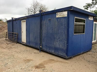32ft x 9ft Site Office / Welfare Unit / Portable Office