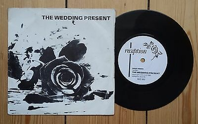 """The Wedding Present Once More 7"""""""