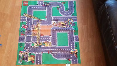 LEGO Official Playmat Construction Theme Excellent condition Rug