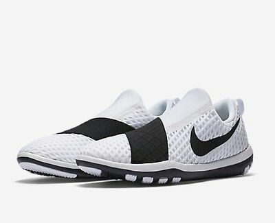Nike Free Connect Women's / Girls Running Trainers. Size 5 UK. New Boxed. White.