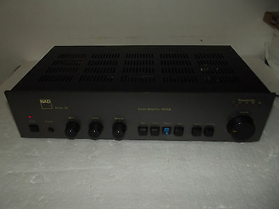 NAD Series 20 Stereo Amplifier 3020 A