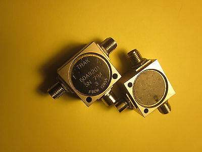 2X TRAK RF Isolator 6GHz - 12GHz PART# 60A9021