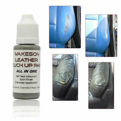 JAGUAR ALL IN ONE leather Car Seat Touch Up & scratch Repair paint colour dye