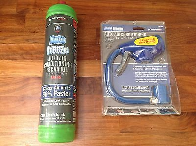 Air Con recharge Kit Auto Freeze R134a with New improved trigger £10 CASH BACK