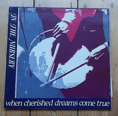 In The Nursery When Cherished Dreams Come True LP