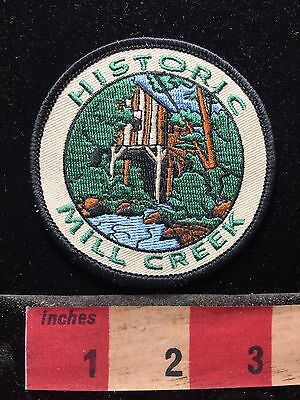 Michigan Patch HISTORIC MILL CREEK Discovery Park / State Park 74WF
